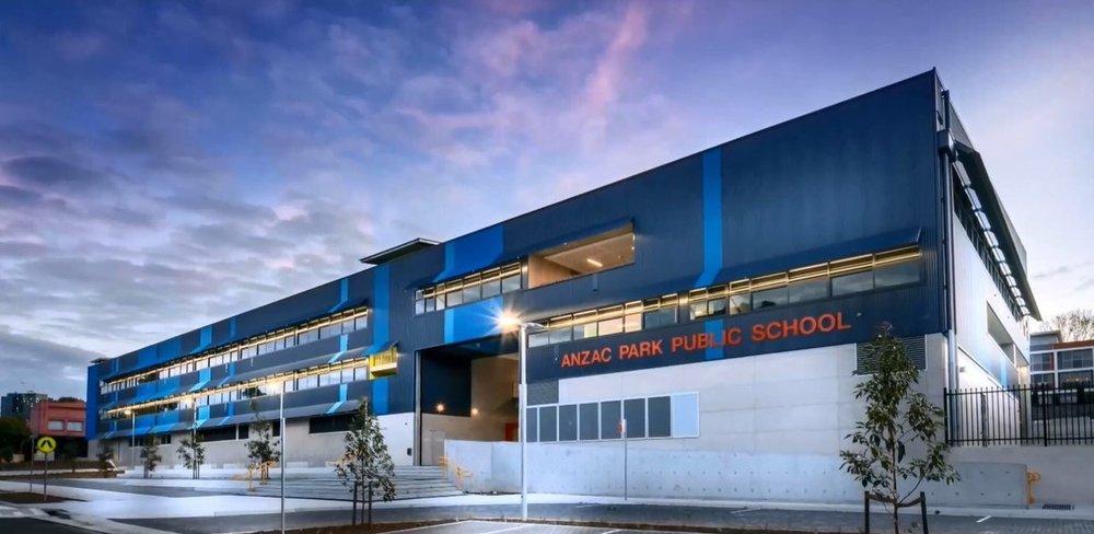 Anzac Park Public School