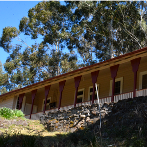Jenolan Caves Precinct Housing -