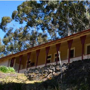 Jenolan Caves Precinct Housing -