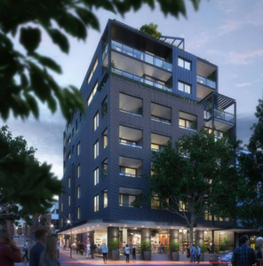 Hume Apartments Crows Nest -