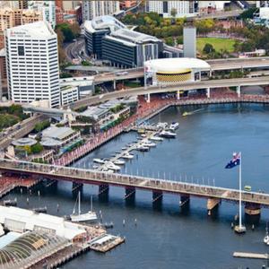 Darling Harbour Bridge Restoration -