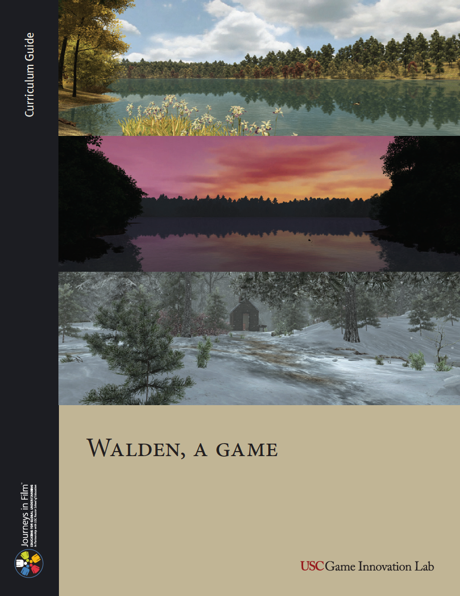 Curriculum guide available at:  https://journeysinfilm.org/films/walden/