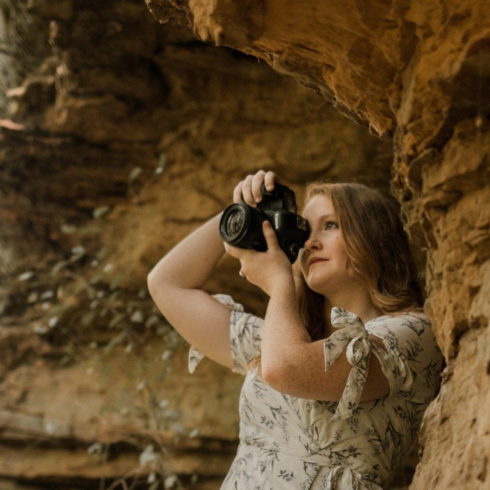 Marissa Sorrell Photography    Brand Identity Design, Website Design, Brand Photography