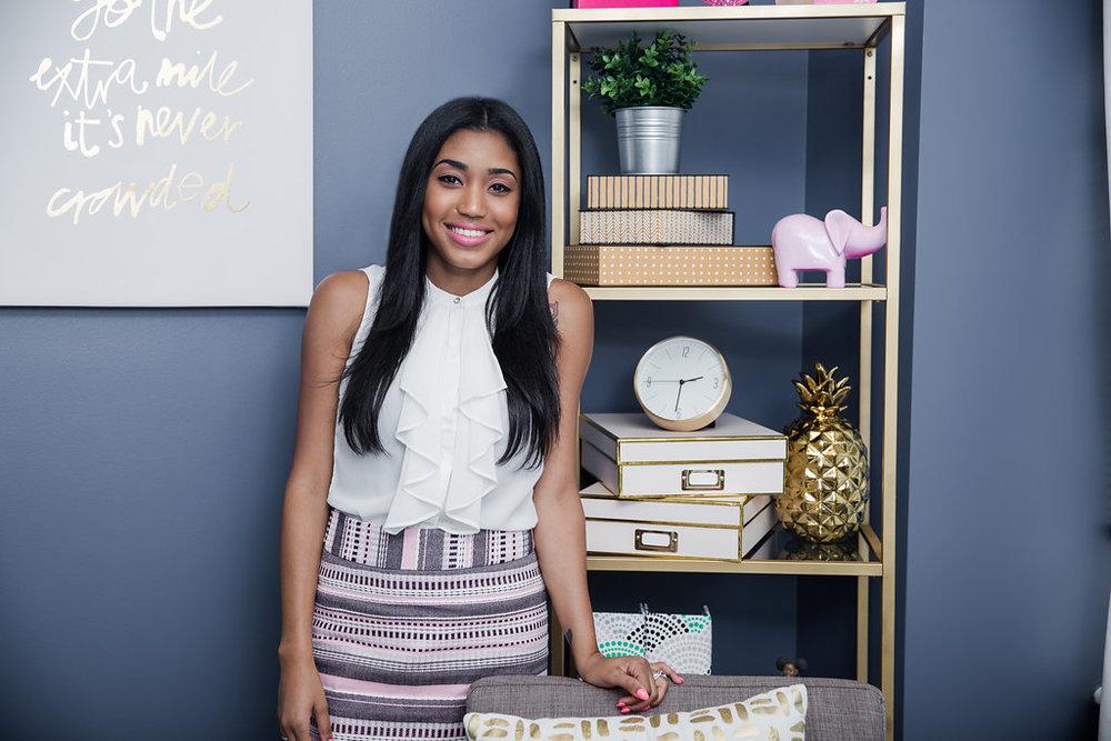 Octavia Gilmore Founder + CEO of Creative Juice