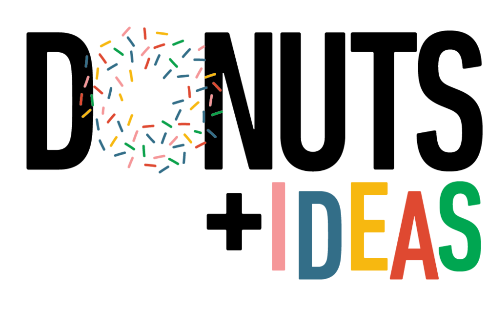 - Donuts and Ideas is a monthly half hour gathering of entrepreneurs within the Plywood People community where specific perspectives of business ownership are discussed. Connect with like minded problem solvers in an intimate and casual setting over fresh coffee and free doughnuts.