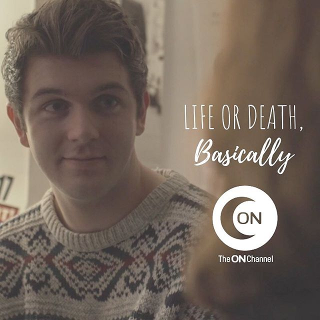 need something to do on your days off this week? already tired of the netflix christmas specials?⁣ ⁣ we've got the cure. ⁣ ⁣ watch Life or Death, Basically on @vimeo, @theonchannel, and our website. because the best thing to do in cold weather is fall in love a little. 💕❄️