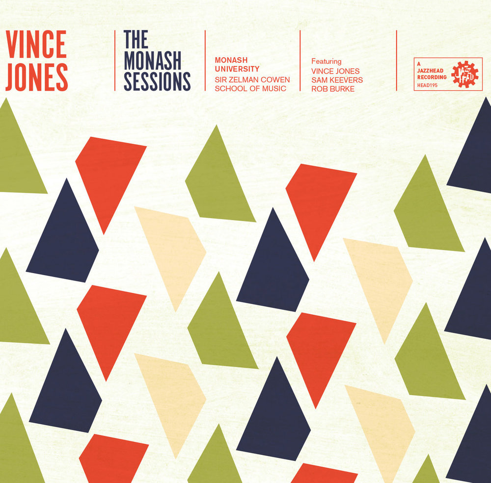 Vince Jones - The Monash Sessions