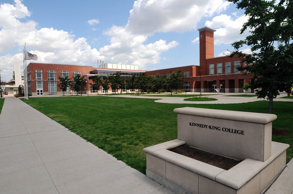 Kennedy–King College - 6301 S Halsted St