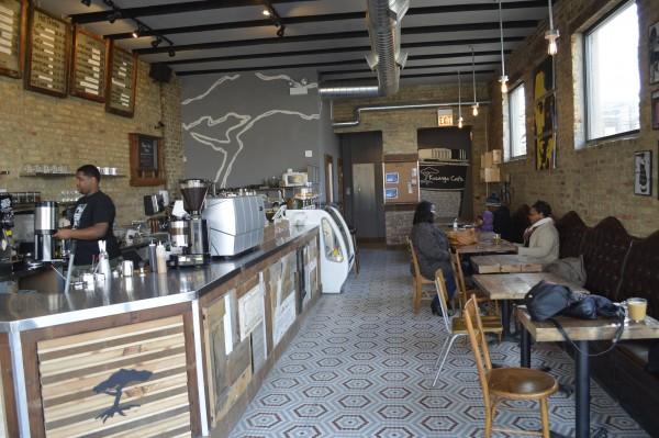 Kusanya Cafe - 825 W 69th St