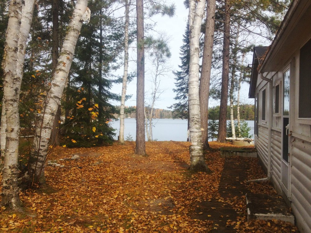 cottage fall