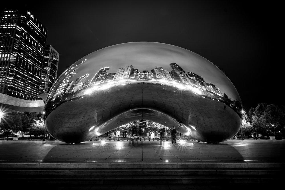 Cloud Gate, Chicago, IL