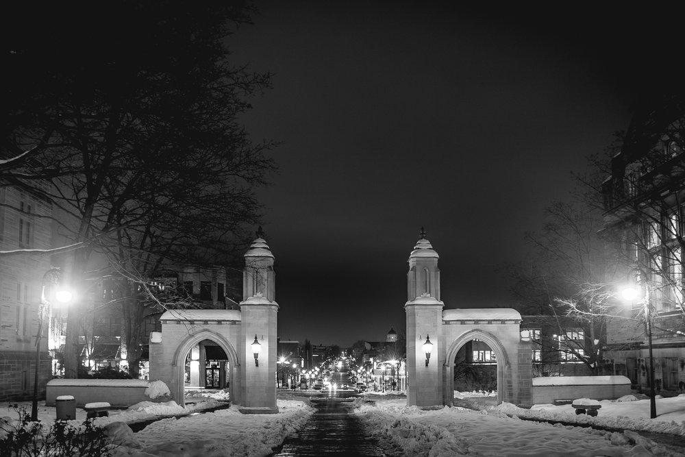 Sample Gates, Bloomington, IN