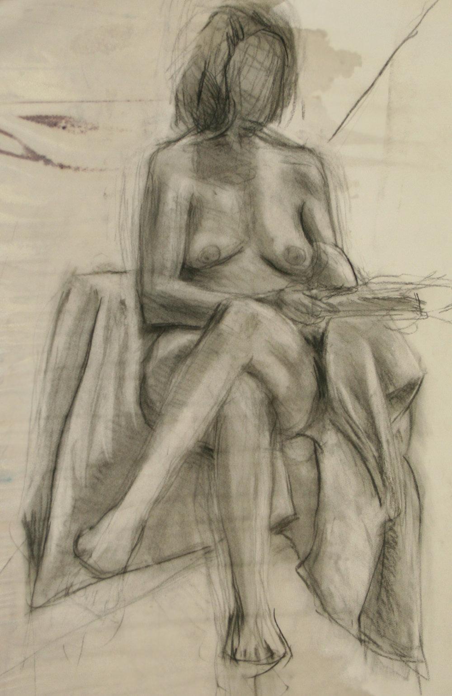 Female Figure Study II