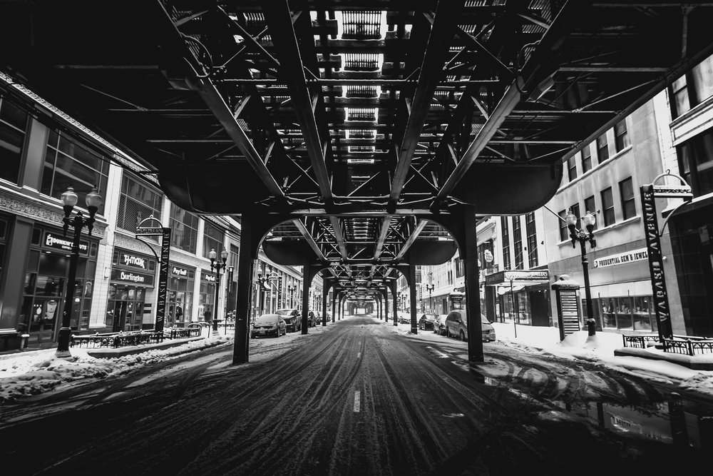The L, Chicago, IL