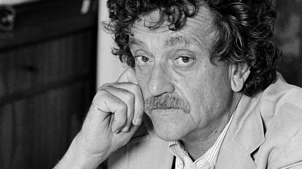 Kurt Vonnegut, 1979 in New York City