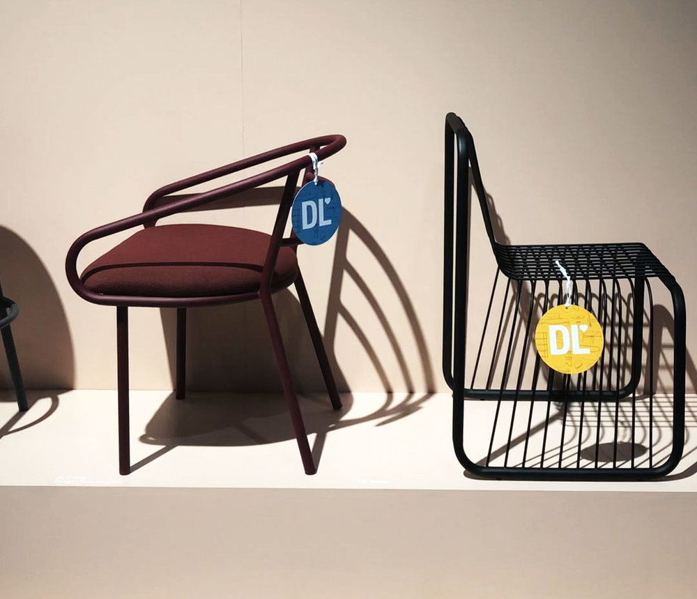 Chair by Div 12