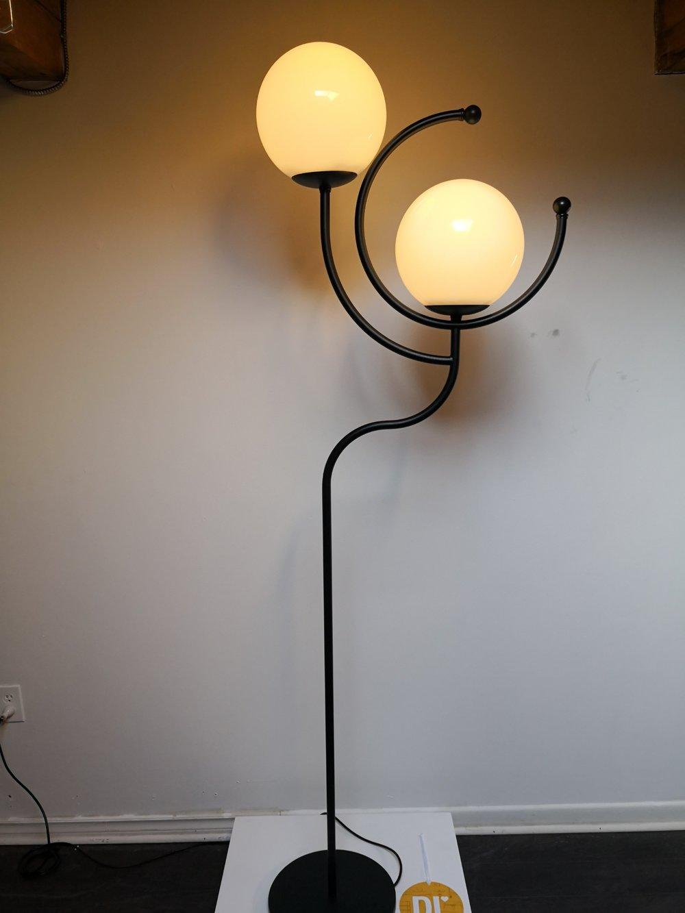 Dancers Floor Lamp by Natalie Sirianni