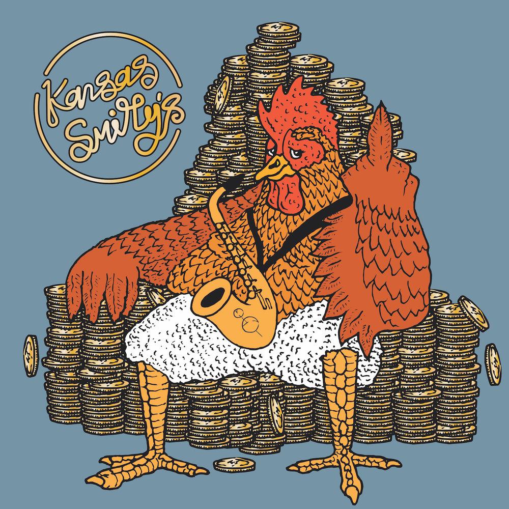 Pre-order Kansas Smitty's House Band Autumn EP  here