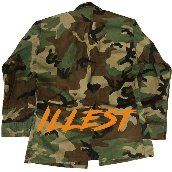 ILLEST Fatigue $45.00 -  SHOP