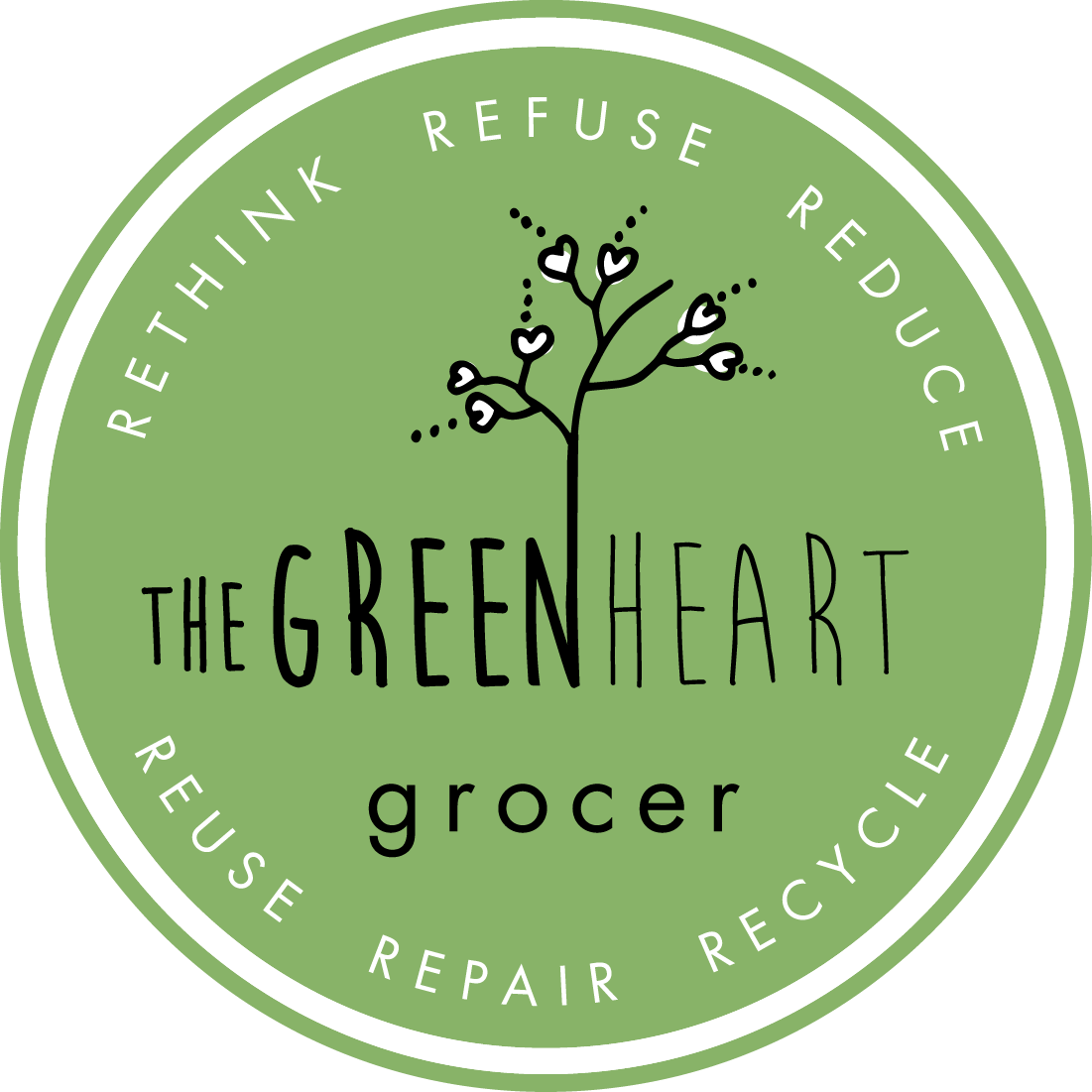The Green Heart Grocer