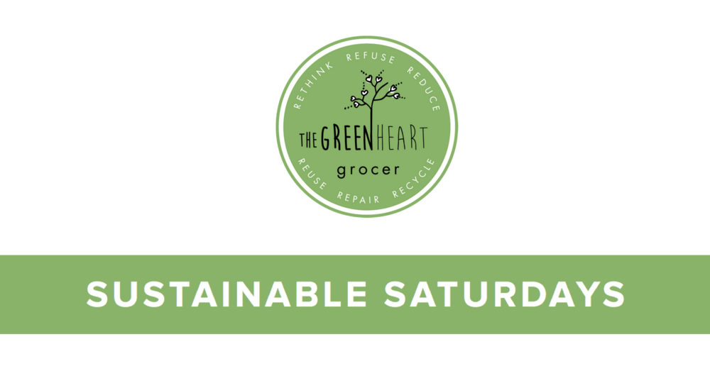 Sustainable Saturdays