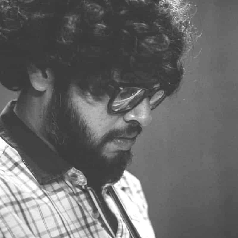 PRATHAMESH TAMBE   SINGER / SONGWRITER