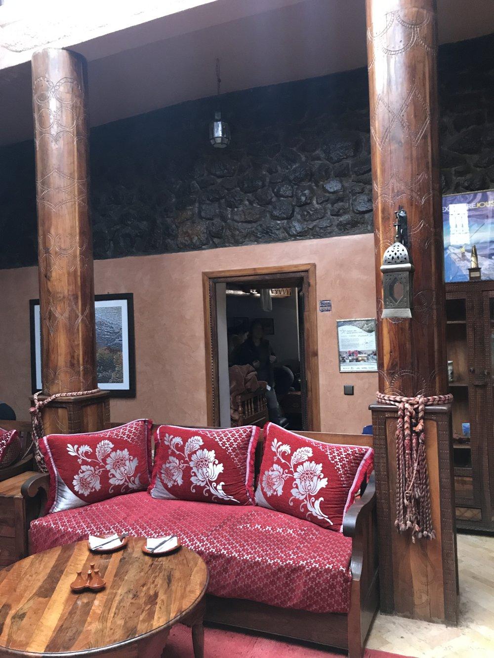 The Dinner Room