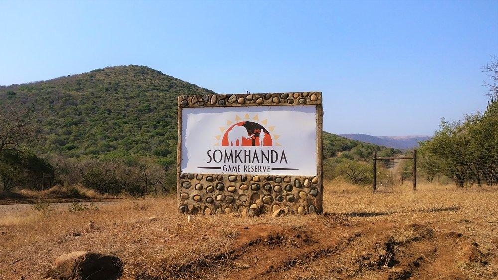 Somkhanda game reserve