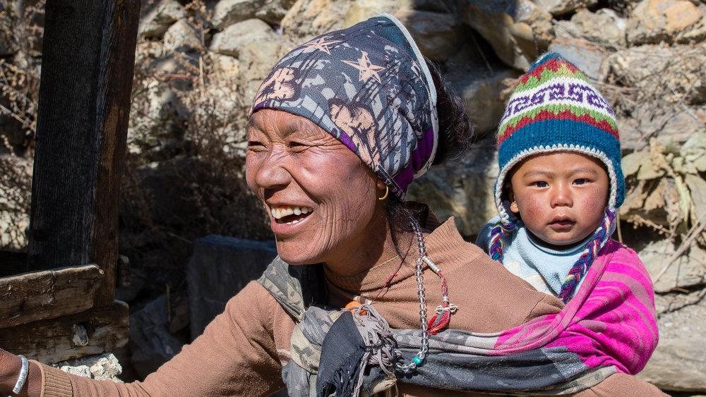 Himalaya Community Homestay Experience