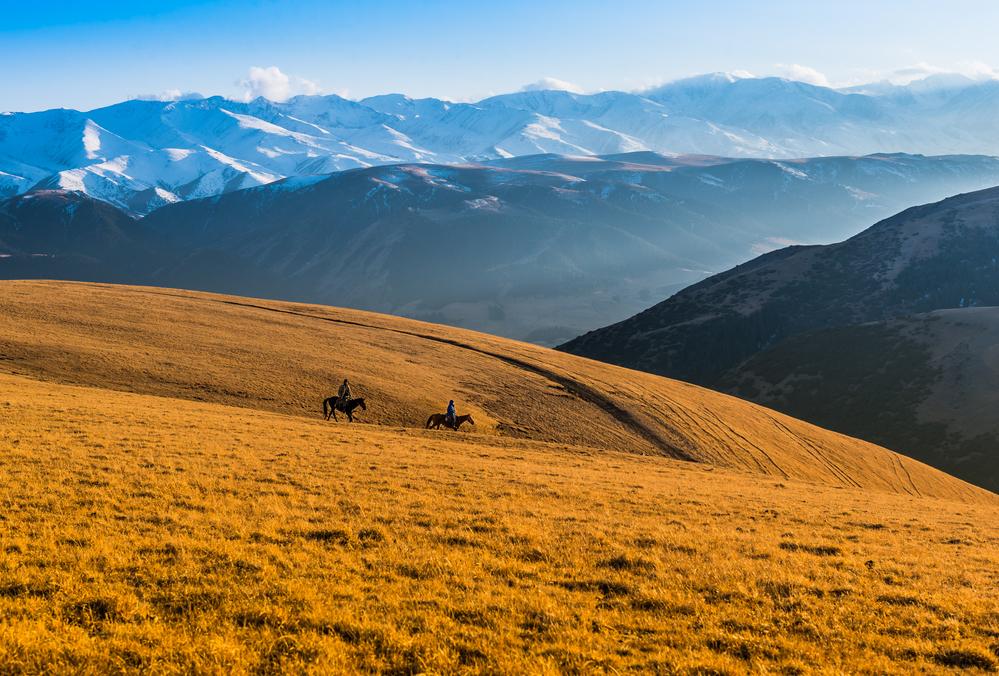 Kyrgyzstan - Silk Road