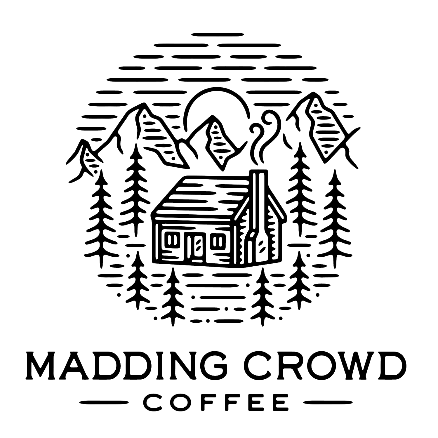 Madding Crowd Coffee.