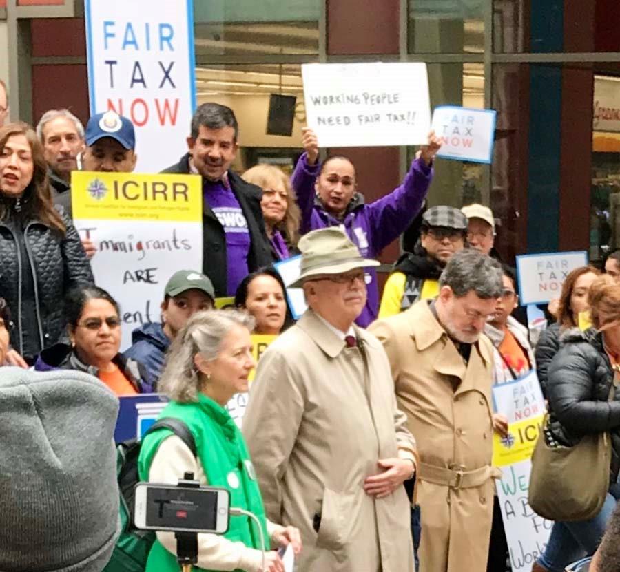 Fair Tax Rally