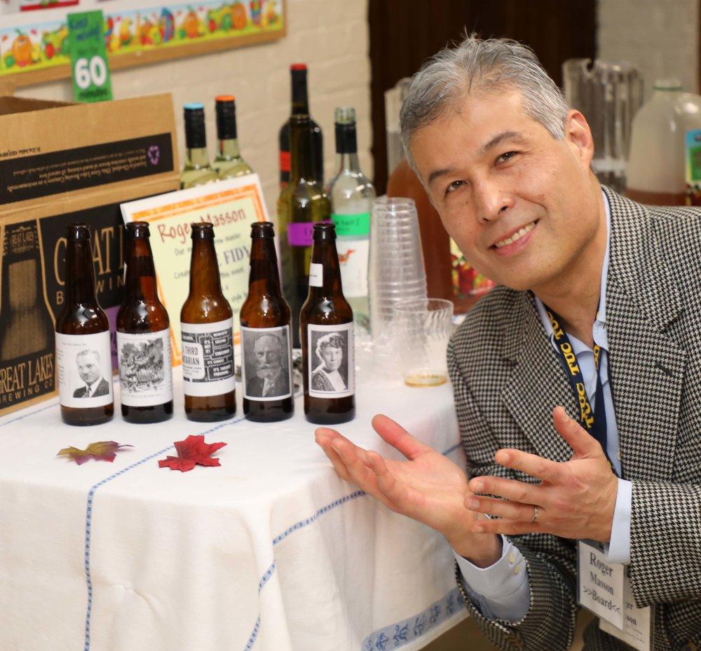 Roger TUC history on beer labels.jpg