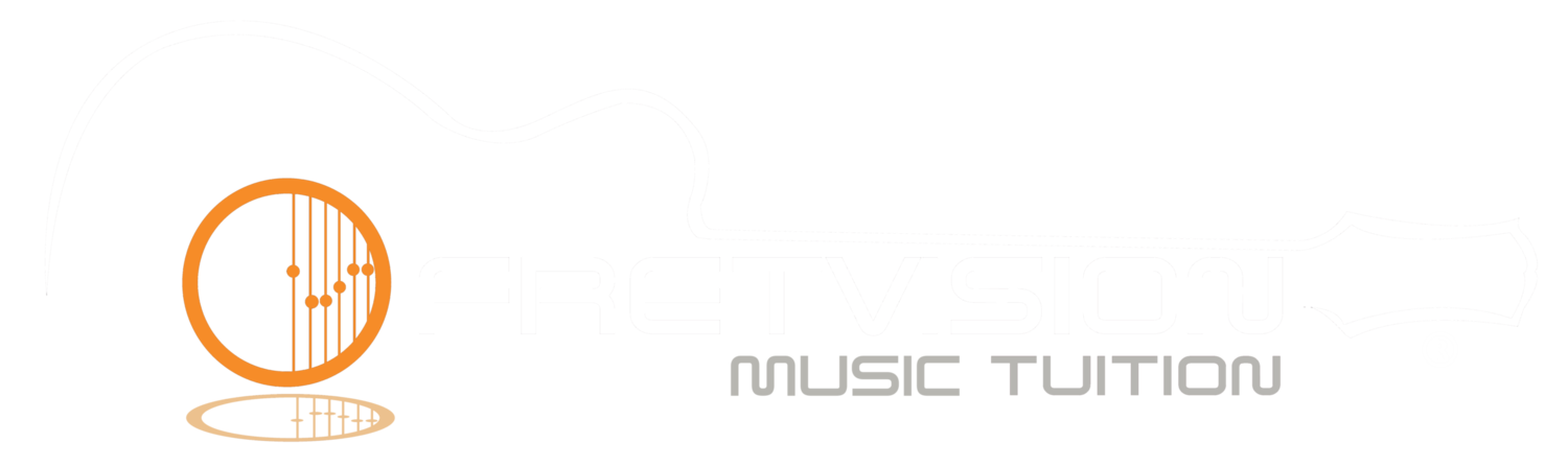 Fretvision Music Tuition | Canberra | Guitar | Drum | Piano | Vocals | Bass | Ableton