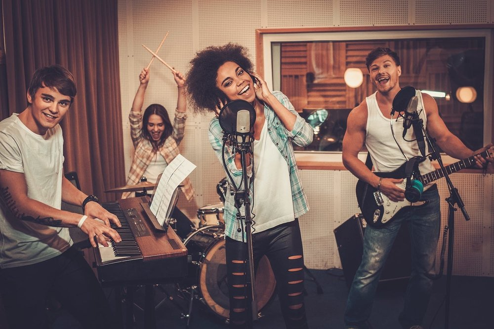 Band Development - 4 day band development workshopTwo hours per day3 - 6 students per groupInstruments provided or BYOMusical Experience requiredCost $147 per person