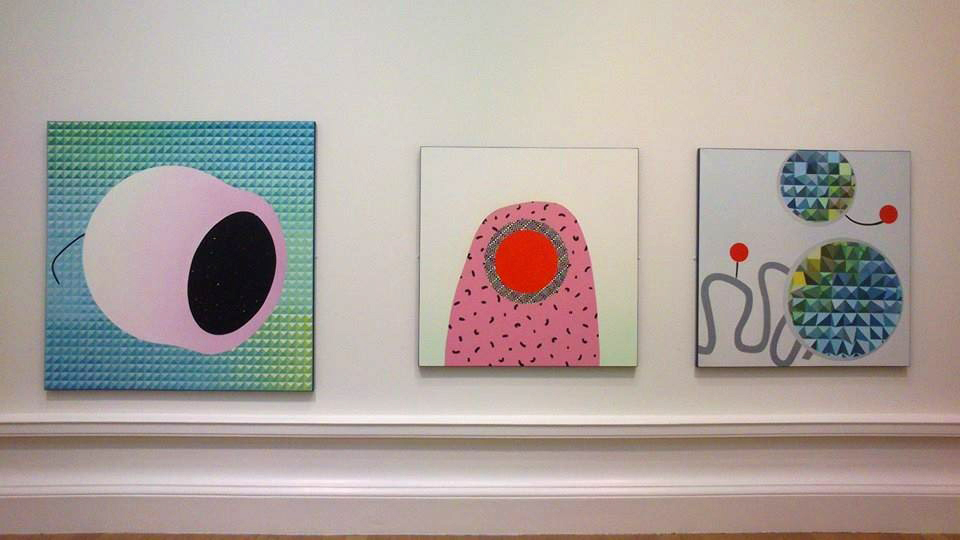 Scottish New Contemporaries 2014