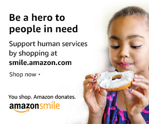Support CAAS while you shop at Amazon. Click above for more information.