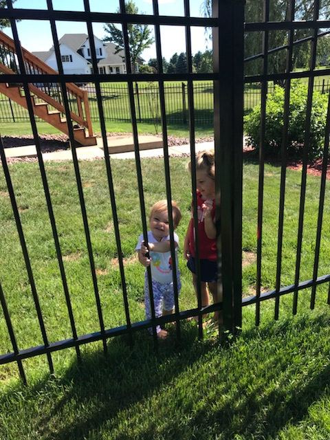 Why have a Fence?  Help Protect your Family