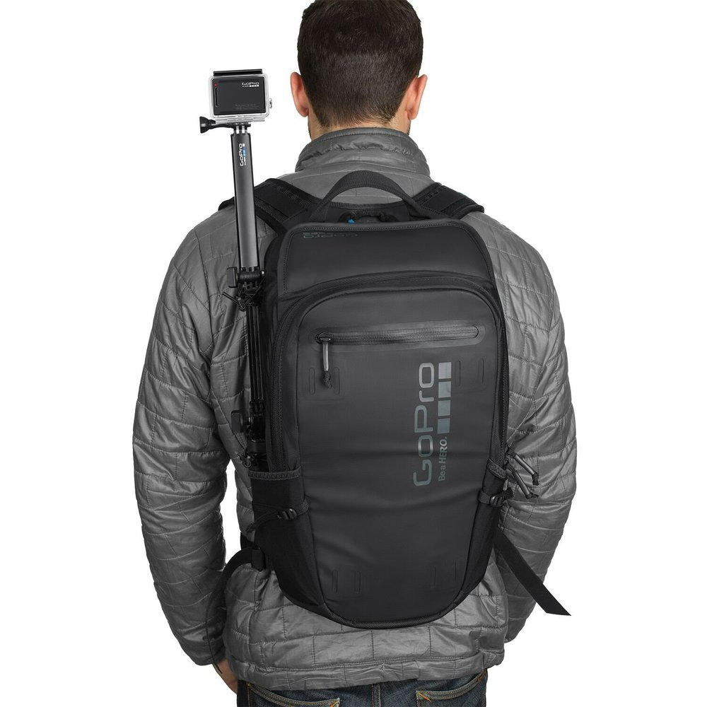 GoPro Seeker Backpack -  http://amzn.to/2vIc0yg