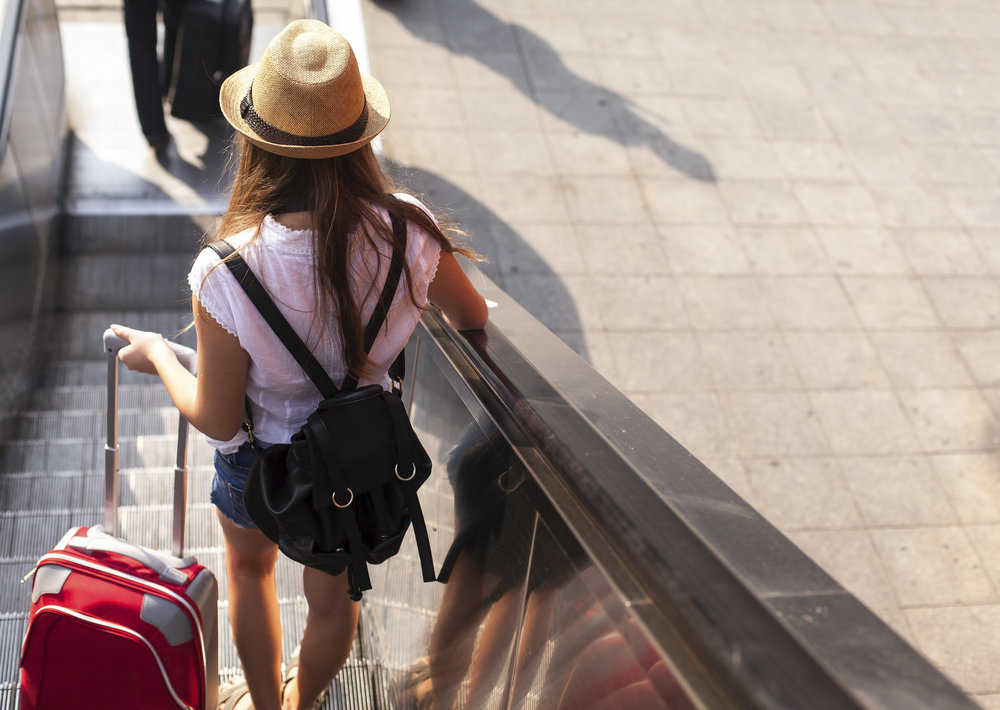 Hot To Make Your Airport Experience Less Stressful