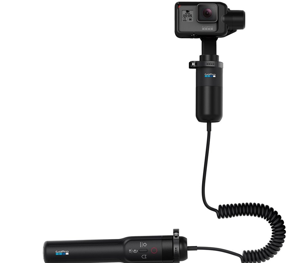 GoPro Karma Grip Extension Cable - Black -  http://amzn.to/2vTsELN