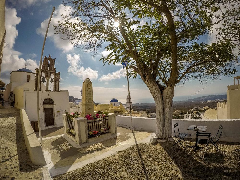 The Church in Pyrgos