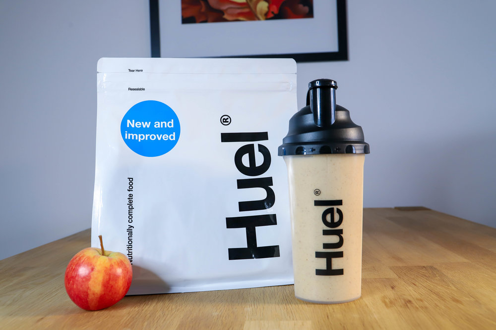 Try Huel. - Get your first order of Huel here.