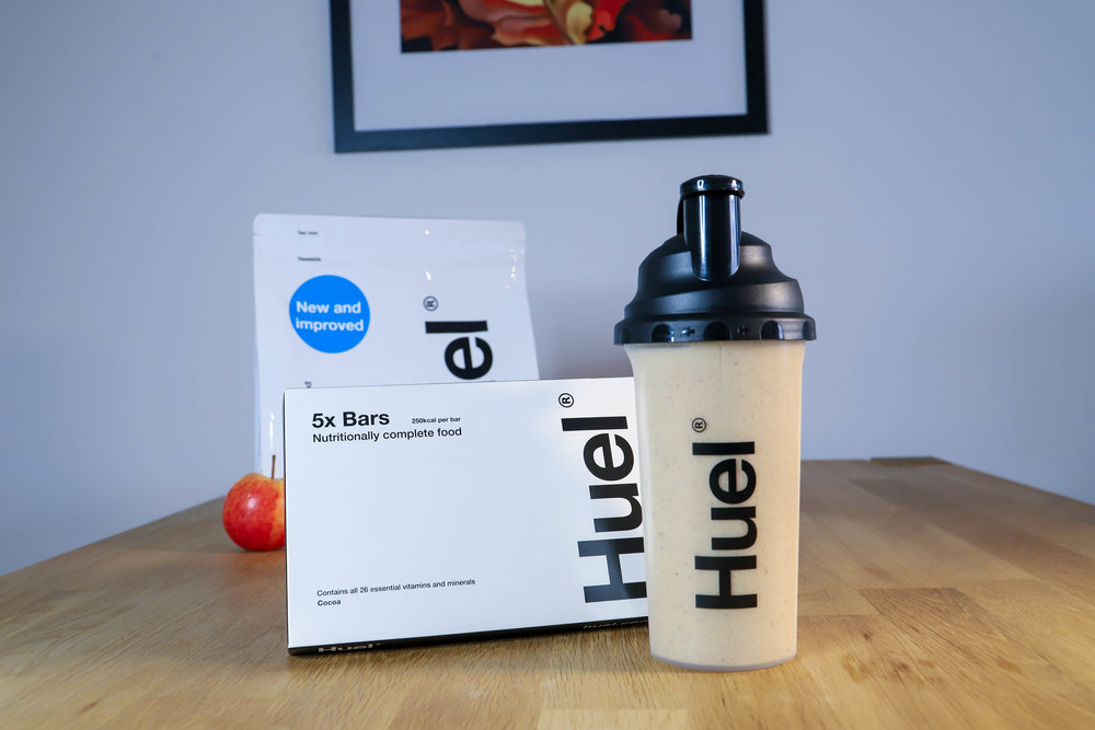 Try Huel Bars. - Get yourself some of these tasty bars here.