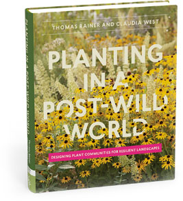 Planting in a post-wild world - If you're looking for ways to use perennials to cover large areas with little maintenance, this is really worth reading.