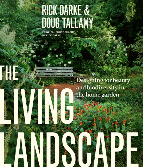 The Living Landscape - Two of my favorite authors have teamed up in their latest book. Leaves me inspired both artistically and ecologically!