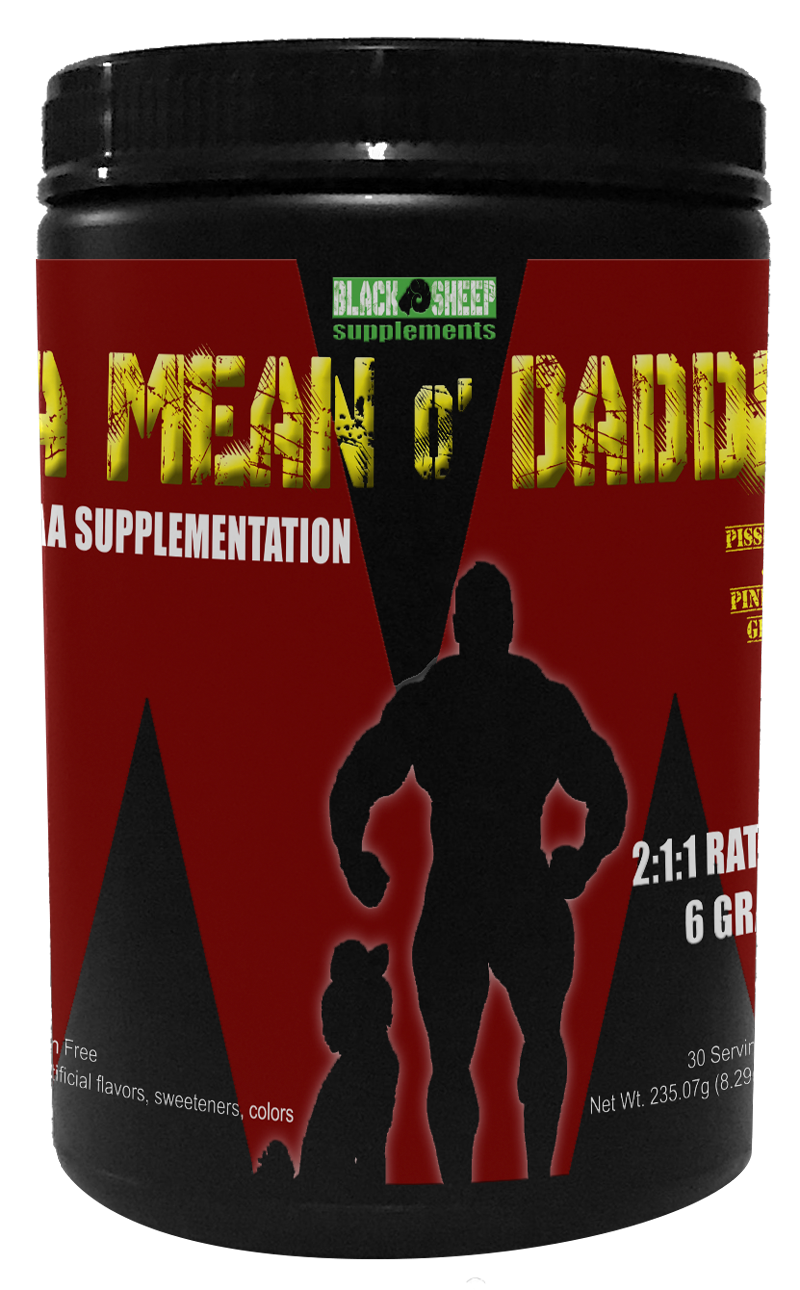 A MEAN o' DADDYBranched-chainamino acid (BCAA)  -