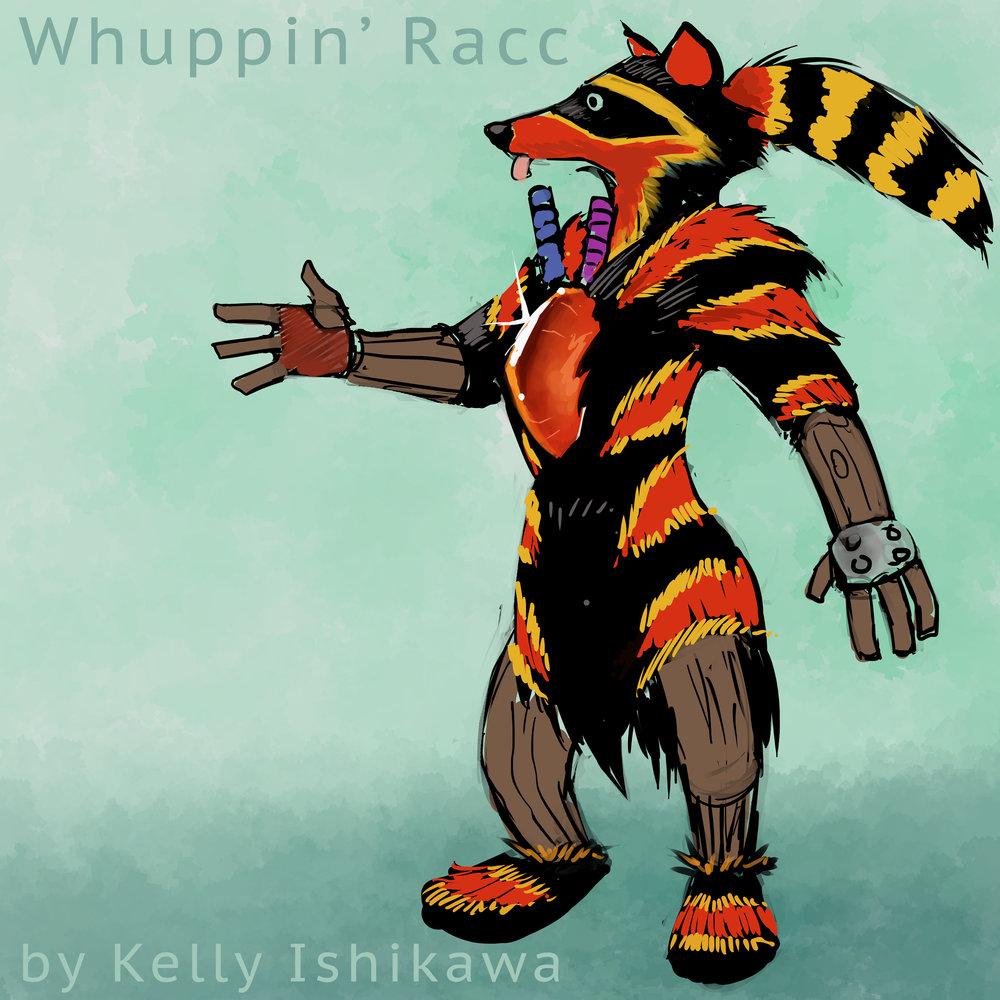 Whuppin' Racc