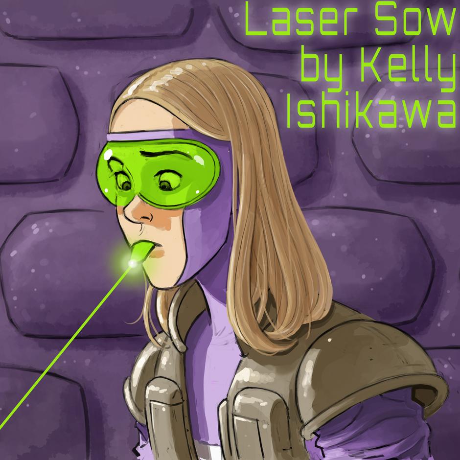 Laser Sow