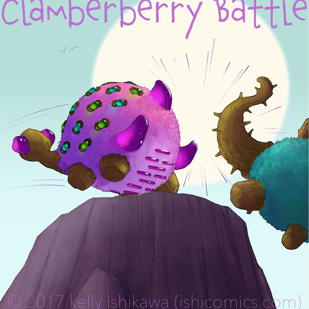 Clamberberries